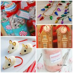 Fantastic Christmas Party Favors!  #christmas #partyfavors