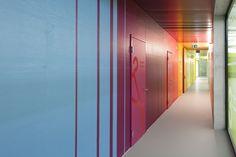 Gallery of Neumatt Sports Center / Evolution Design - 24