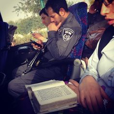 Double the protection on the bus . Israel