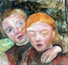 Paula Modersohn-Becker - The blind sister