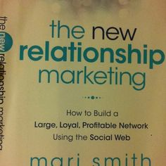 The new relationship marketing social-media-books-worth-reading