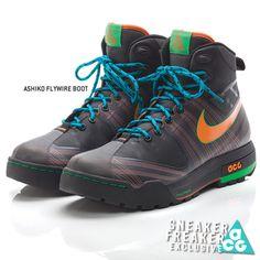 Nike ACG Ashiko Flywire Boot