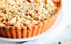 Het lekkerste foodblog van Nederland met makkelijke en gezonde recepten. Apple Crumble Pie, Apple Pie, Fika, Cakes And More, Pie Recipes, Foodies, Cheesecake, Muffin, Cupcakes
