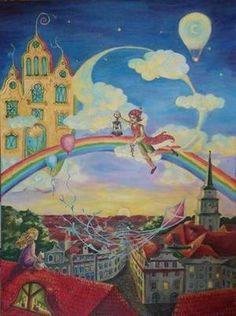 "Осенняя элегия (к серии ""Мечта"" Tetyana Prokofieva)"