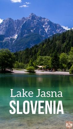 Travel Guide - Discover the emerald Lake Jasna and the VRSIC pass drive. Slovenia Travel Guide - Discover the emerald Lake Jasna and the VRSIC pass drive. Norway Travel- 11 breathtaking places to visit in Southern Norway! Norway places to see Visit Slovenia, Slovenia Travel, Norway Travel, Travel Europe Cheap, European Travel, Julian Alps, Beautiful Roads, Emerald Lake, Summer Travel