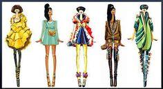 fashion mood boards examples ile ilgili görsel sonucu