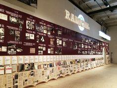 Venice Biennale 2014: Radical Pedagogies, Exhibit Design by Amunátegui Valdés Architects,Courtesy of Amunátegui Valdés Architects