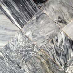 Marble flooring. #classic