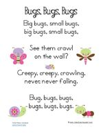 free pretty bug pack,poem, cards, games....