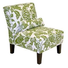 I love this chair so much, It's green!