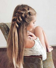 The Best Braids for Long Hair Boss Babes Frisuren Frisuren 2016 Frisuren 2017 Frauen Kurze Frisuren Frisur The post The Best Braids for Long Hair Boss Babes appeared first on Pin makeup. Easy Summer Hairstyles, Long Hairstyles, Gorgeous Hairstyles, Wedding Hairstyles, Long Haircuts, Straight Hairstyles For Long Hair, Latest Hairstyles, 1920s Hairstyles, Straight Haircuts