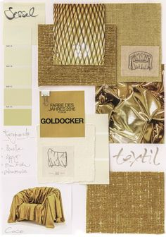 #moodboard #gold