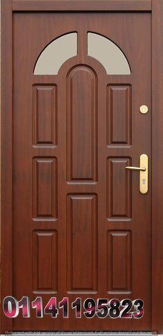 اشكال ابواب خشب Modern Door Home Home Decor