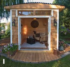 Wonderful Garden Offices Uk  Garden Cabins  Garden Outhouses  Booths  With Magnificent Backyard Cabana And Storage Shed  Handyman Club  Scout With Beautiful The Secret Garden Plot Also Howard Gardener In Addition Kew Gardens Visit And Forest Gardens As Well As Eltham Palace Gardens Additionally Garden Center Cambridge From Pinterestcom With   Magnificent Garden Offices Uk  Garden Cabins  Garden Outhouses  Booths  With Beautiful Backyard Cabana And Storage Shed  Handyman Club  Scout And Wonderful The Secret Garden Plot Also Howard Gardener In Addition Kew Gardens Visit From Pinterestcom