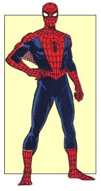 Homem Aranha - Galeria de Personagens de Desenhos Animados - GPDesenhos.com.br