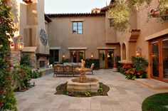 Mediterranean Exterior Photos Design, Pictures, Remodel, Decor and Ideas
