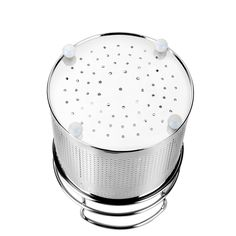 Cat Toys And Treats - Stainless Steel Cutlery Utensil Holder (Large Round) ** You can find out more details at the link of the image. (This is an affiliate link)