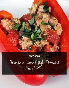 Your Low-Carb (High-Protein) Day of Eating