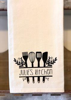 Kitchen Towel Tea Towel Coffee Theme Kitchen Towel Flour Sack Towel Wedding Gift Farmhouse Decor Welcome Towel