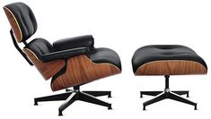 Design Within Reach Eames Lounge Chair and Ottoman picked by Michael Anastassiades (Designer and founder of eponymous design studio)