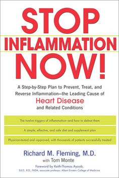 Stop Inflammation Now!