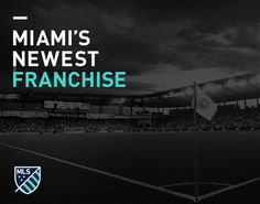 Miami MLS Team on Behance