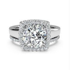 IGI Certified 0.95 Ct Round Diamond Wedding Band Set Solid 18K White Gold 5 6 7 #Handmade