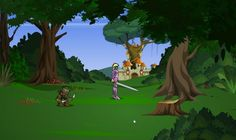 DragonFable is a Free Browser-Based (BB) Fantasy Role-Playing Game (RPG)