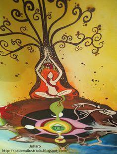 Es tiempo de despertar nuestro sagrado feminino,  de expandir nuestro amor de mujer en cada acto. Expandir el respeto, la compasión, el amor a la naturaleza,  a nuestra Tierra sagrada. A nuestras aguas de vida.