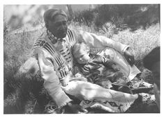 Wallace Nightgun, Blackfeet Amskapi Pikuni, Indian Peoples Digital Image Database Object Description