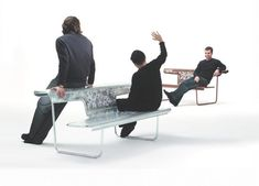 Delightful Exterior Benches | Street Furniture | El Poeta Bench | BD. Check It Out On