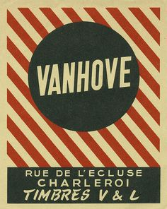 Belgian matchbox label - looks a lot like the packaging around a Crackerjack prize.