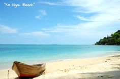 Thailand...we love it for may reasons...Bangkok, beaches, Chang Mai, the people...the list goes on.  Our favorite beach down south...Koh Ngai.