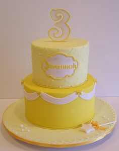Princess Belle inspired cake by cakespace - Beth (Chantilly Cake Designs), via Flickr