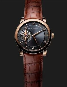 Reloj David Yurman.
