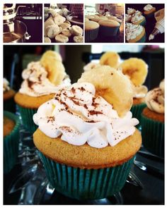 healthy banana cupcakes 2pts ww more cupcake pan ginger ale cupcake ...