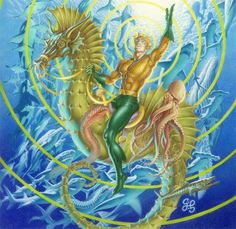 Aquaman by Craig Hamilton