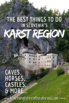 The Karst Region in