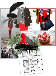 """Singing In The Rain"" by piquica ❤ liked on Polyvore"