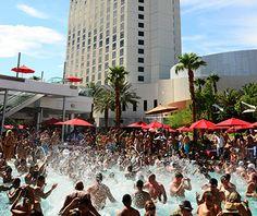 Best Pools in Las Vegas: Palms Casino Resort