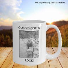 Gold Rush mug Alaska State Gift History Teacher Gift | Etsy