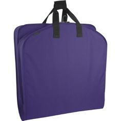 WallyBags 40 Inch Garment Bag, Purple, One Size Wally Bags http://www.amazon.com/dp/B00BOUVIQU/ref=cm_sw_r_pi_dp_MVwowb0RT3MSK