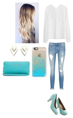 """""""Sin título #60"""" by burusa2 ❤ liked on Polyvore featuring beauty, rag & bone/JEAN, Casetify and MICHAEL Michael Kors"""