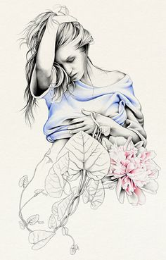 Ricardo Fumanal Fashion Illustration