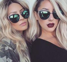 mirrored sunglasses 2017