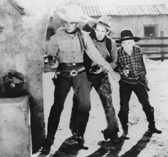 a funny still from an early western, maybe Somewhere in Sonora (193) by Mack V.Wright