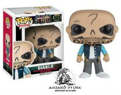 Otro de los persnajes del Suicide Squas, disponible en Asgard Store