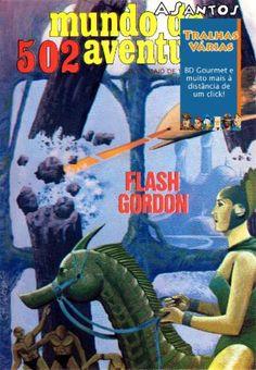 Mundo de Aventuras S2 502: Flash Gordon (1983)   Titulo: Mundo de Aventuras S2 502: Flash Gordon (1983) Formato(s): CBR Idioma(s): PT-PT Scans: ASantos Restauro: ASantos Num. Paginas: 35 Resolucao (media): 1266 x 1885 Tamanho: 19.65MBDownload (FileFactory)Download (Zippyshare)Agradecimentos: Obrigado ao/a ASantos pelo trabalho de digitalizacao e tambem ao/a ASantos pelo restauro!  MUNDO de AVENTURAS serie 2 n.502 26 de Maio de 1983 - FLASH GORDON (BD) Dan Barry / Bob Fujitani - BD…