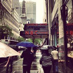 NBC studios in the rain ☔#rain #nbcstudios #ny #newyork #instahub #instagold #instagood #instamood #picoftheday #tweegram #ny #newyork #instahub #instagood #instamood #instaphoto #instagold #picoftheday #tweegram #instahub #instafood #instagold #instagood #instamood #instaphoto #picoftheday #tweegram #newyork #nyc #newyorkcity #photography #iphoto #instadaily #instatalent #travel #america #usa