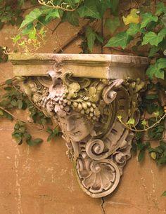 3496: Garden Goddess Sconce (Product Detail)
